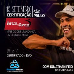 Dance to dance certificacao
